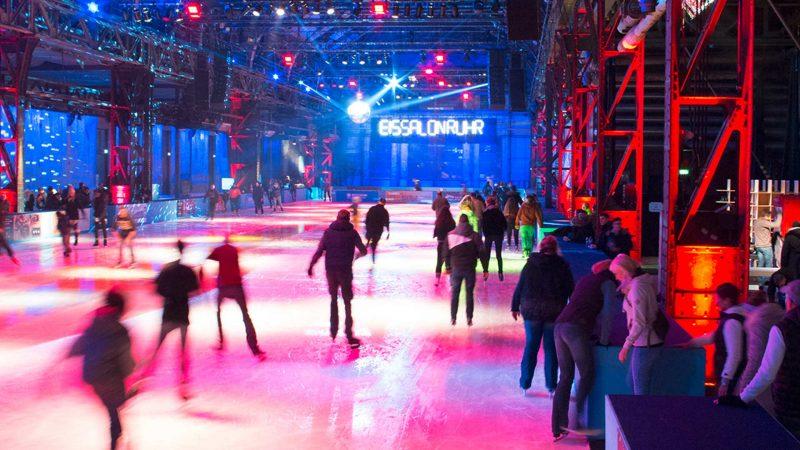 """Mit """"Radio Bochum on Ice"""" holt der Sender den besten Mix aufs Eis."""