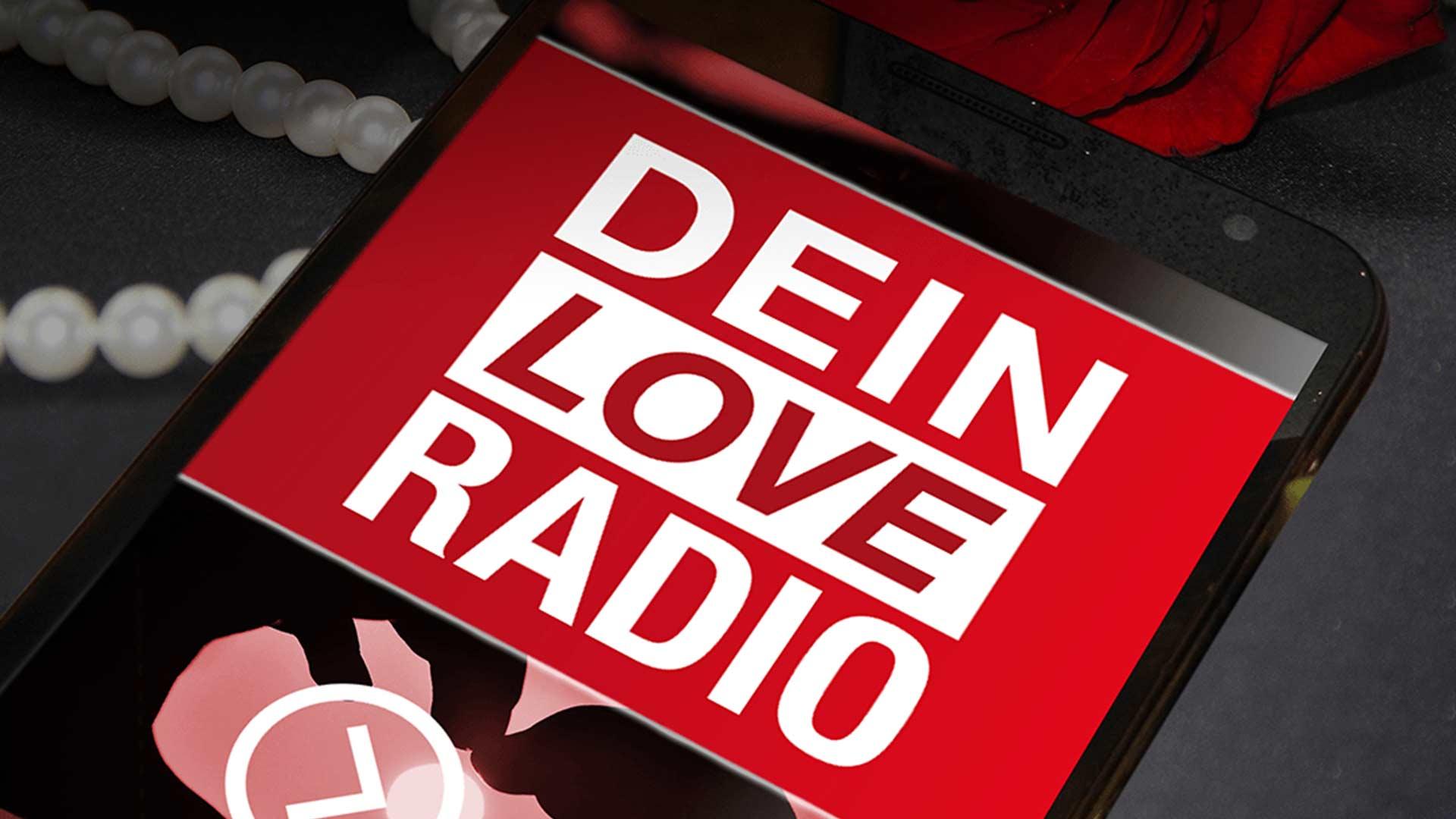 Passend zum Valentinstag bieten die Sender der Westfunk Dein Love Radio als Webradio an.