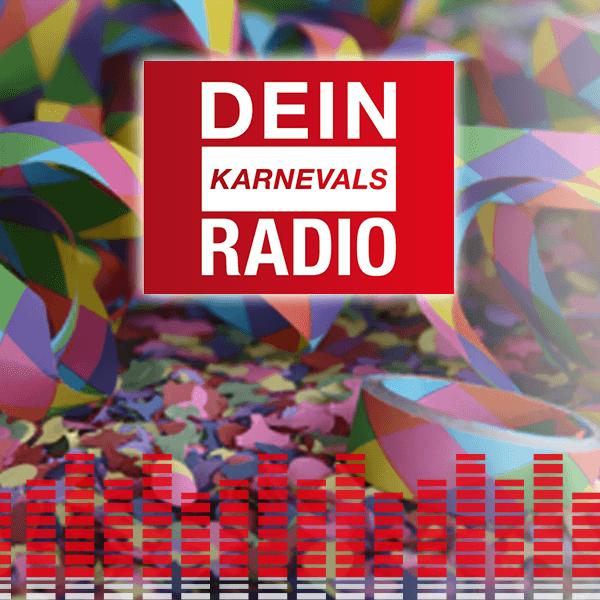 Dein Karnevals Radio: Karneval und Party zum Mitsingen & Feiern.