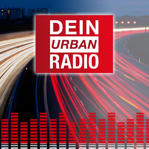Dein Urban Radio: Urbanes Feeling mit den Hits von gestern und heute.
