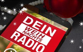 Dein Weihnachts Radio: Der beste Mix für Weihnachten zu Hause.