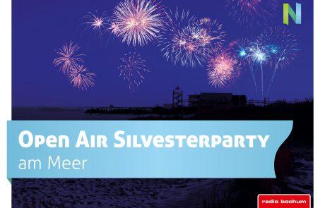 Die Open Air Silvester-Party mit Radio Bochum
